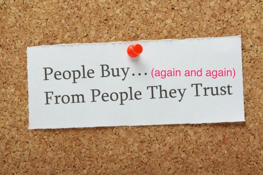 What's Trust Got to do with it? | Customer Engagement