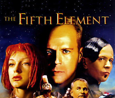 The Fifth Element: It's ALL about the relationship