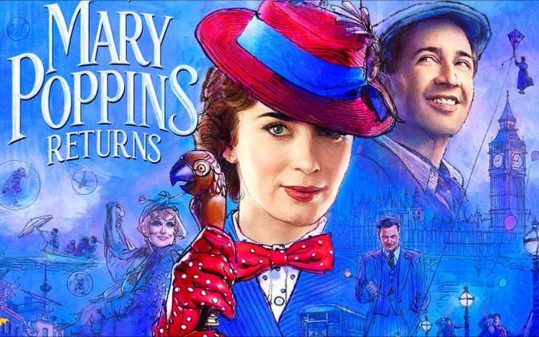 The Magic of Mary Poppins & Turning Turtles
