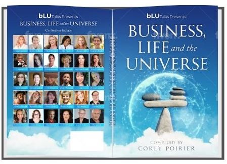 Business, Life and the Universe | Co-Author, Tricia Murray | Business of Tomorrow