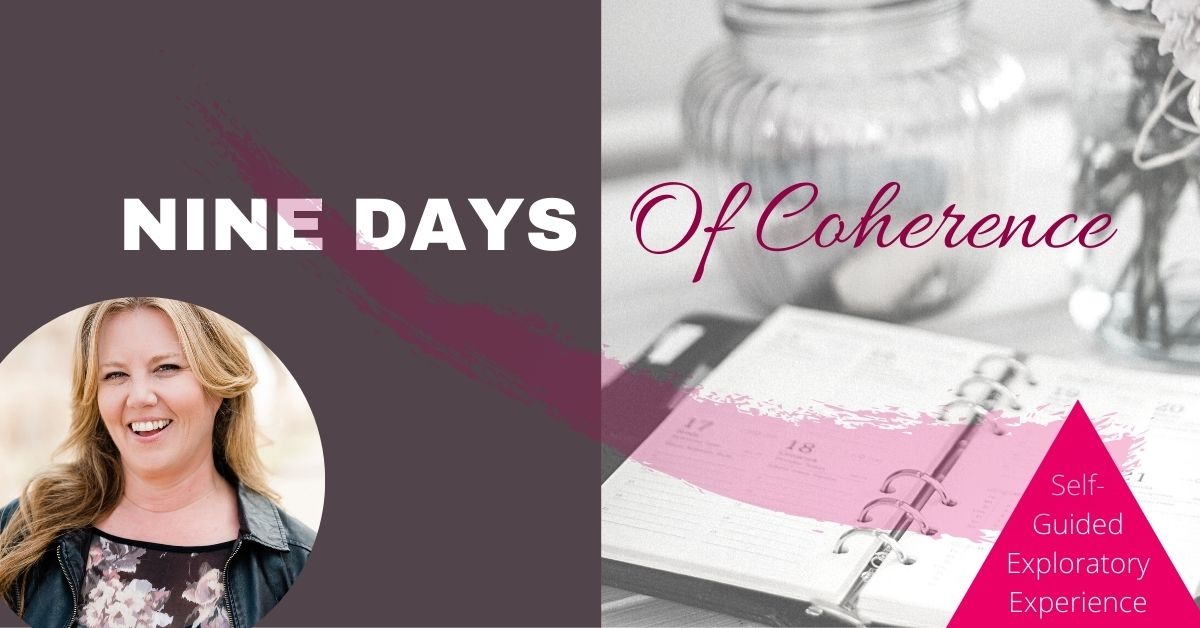 9-DAYS | Self-Guided Exploratory Experience | Coherent U