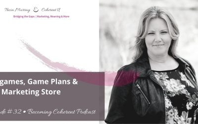 PODCAST • Endgames, Game Plans & The Marketing Store