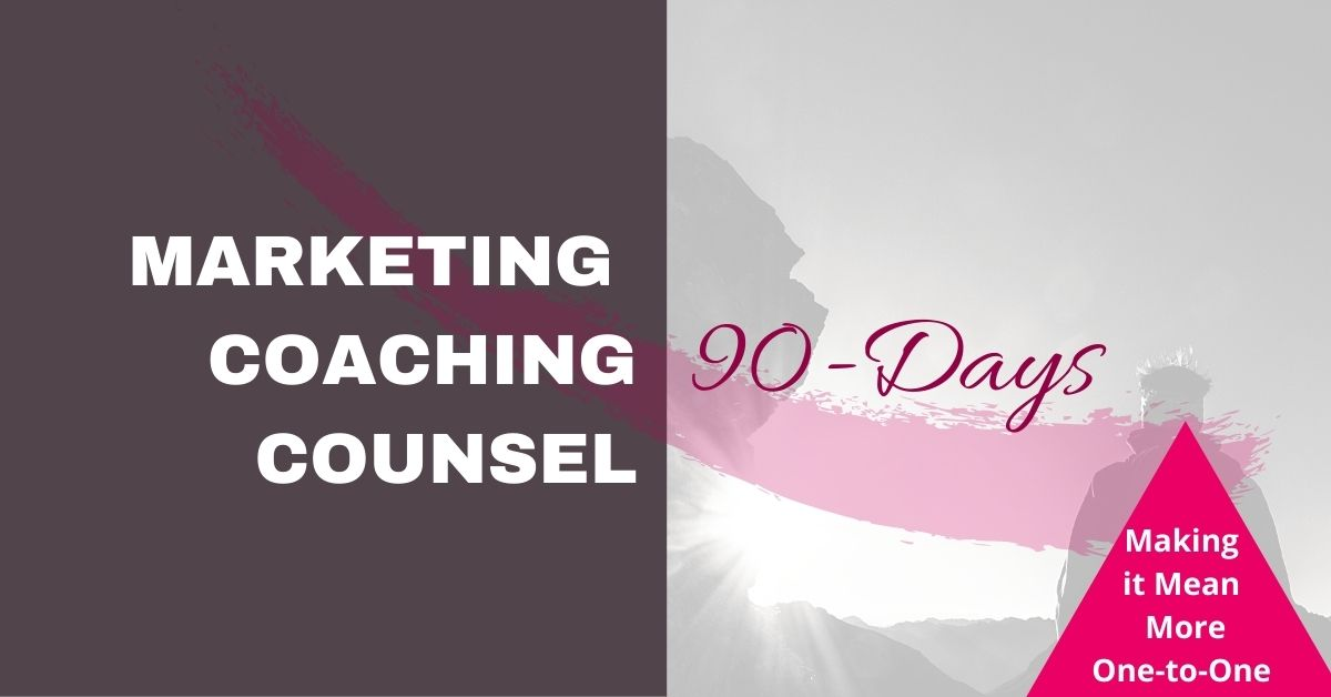 Tricia Murray | Ms. Right Now | Coherent U | 90-Days of MORE