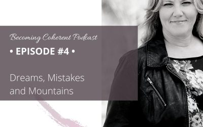 PODCAST #4 • Dreams, Mistakes and Mentors